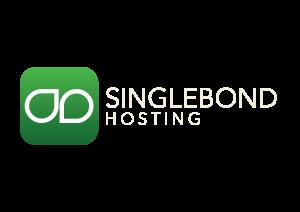 singlebond-hosting-logo-white-text
